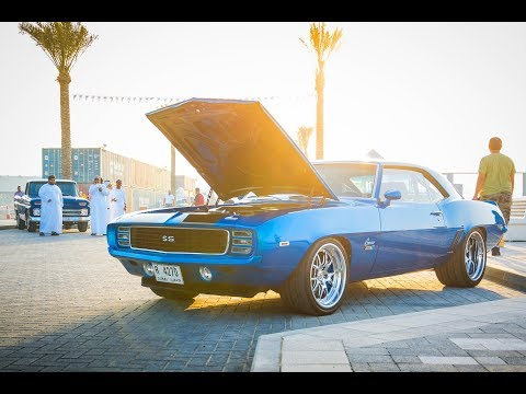 By The Bayside - Dubai Port Rashid Car Meet