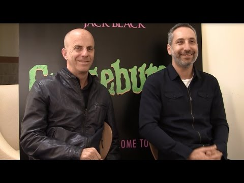 'Goosebumps' Director Rob Letterman And Producer Neal Moritz Talk Adapting R.L. Stine's Books