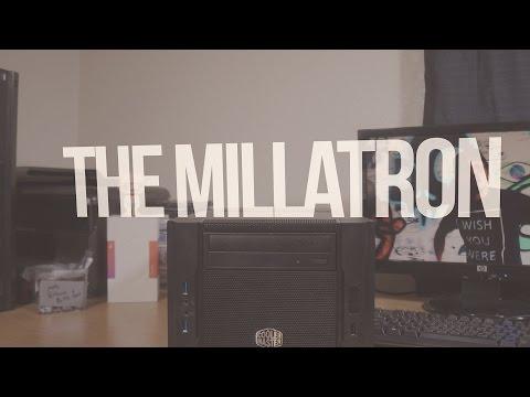 $500 Audio PC Build - The Millatron