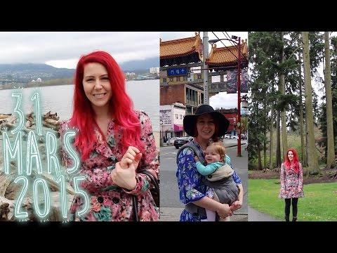 Fun facts sur Vancouver et c'est un autre départ ;) | NOUVEAU DÉPART