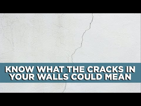 Do Cracks in Walls Mean There's Structural Damage?