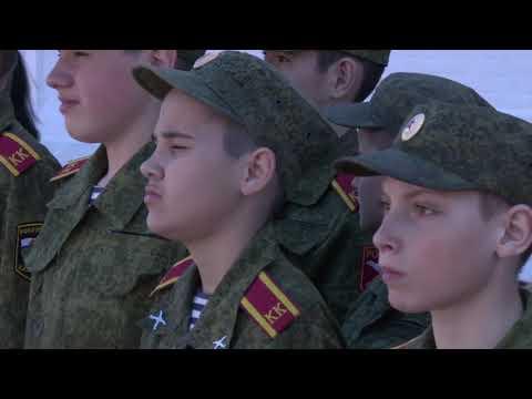 Продолжается набор в Президентское кадетское училище