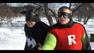 BATMAN & ROBIN - vs ГОПНИКИ (haswood 2009).avi