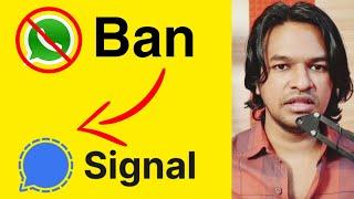 WhatsApp Rule Ends: Signal Telegram | Tamil | Madan Gowri | MG