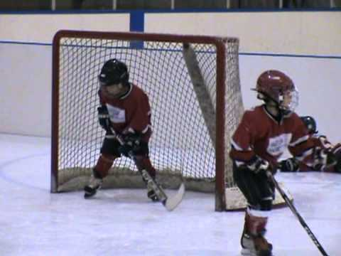 Lukes Atom Goaltending Instructional Video