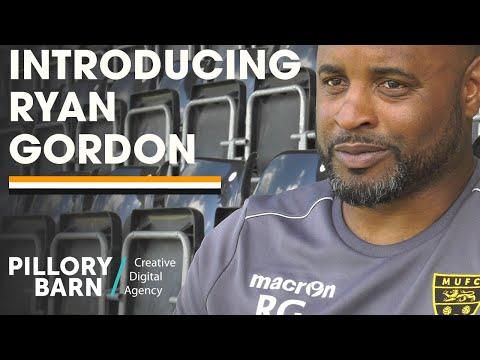 Introducing: Ryan Gordon (01/08/19)