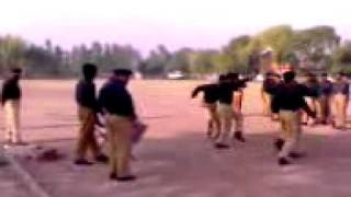pakistani police dance group [BY KHALIL AWAN AWAN SHARIF].3gp