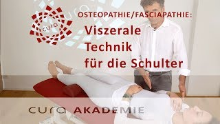Video Osteopathie Schulter Leber viszerale Behandlung / Osteopathie Ausbildung / Fortbildung viszeral download MP3, 3GP, MP4, WEBM, AVI, FLV Juli 2018
