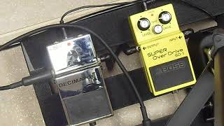 ISP Decimator II Noise Reduction Pedal Demo & Review