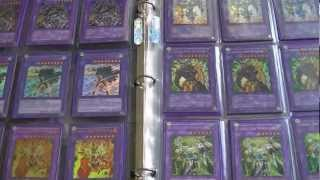Yugioh Elemental Hero Fusion Collection Binder