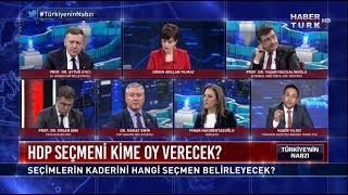 Gambar cover Türkiye'nin Nabzı - 30 Ocak 2019 (Seçimlerin kaderini hangi seçmen belirleyecek?)