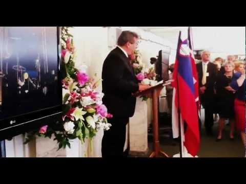 Speech Iztok Jarc, Ambassador of Slovenia to UK at the Houses of Parliament