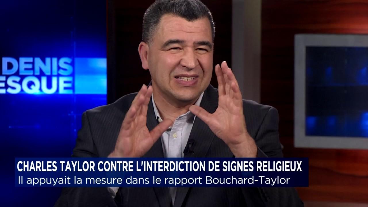 Signes religieux et représentants de l'État : débat avec Frédéric Bérard à Denis Lévesque #1