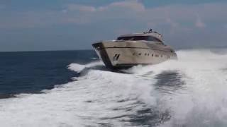 AB Yachts 116 Performance Superyacht