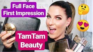 TAMTAM BEAUTY NEU BEI DM! Full Face Make-Up & First Impression mit ALLEN Produkten!