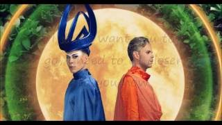 Empire Of The Sun -  High And Low (Lyrics)