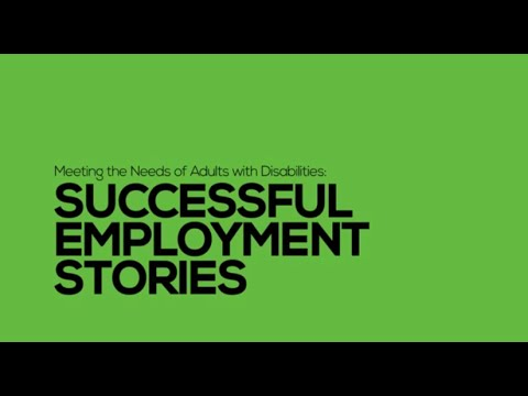 Successful Employment Stories