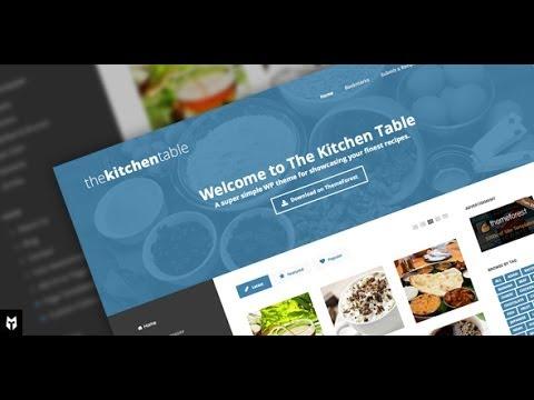 The Kitchen Table v1.0 Walk-Through