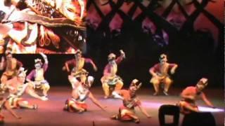 Tarian Pencak Sembrani - JKKN JOHOR (INSPITARI 2011)