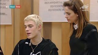 Il duetto di Biondo con Annalisa Scarrone     #Amici17