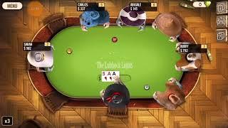 15.-poker of governor 2 (parte 15) carlos sg21