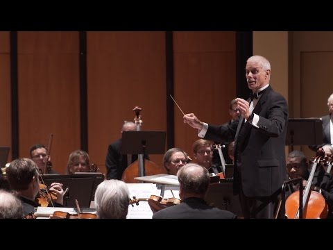 Baytown Symphony Orchestra Performs Dr. Kenneth Booker's Second Symphony