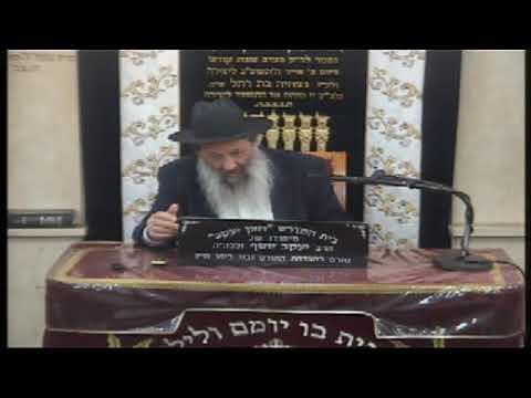 הרב יוסף כהן שליט''א תפילין של רש''י ור''ת