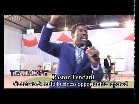 MULTI MILLION TENDER AFTER PROPHET VC ZITHA PROPHESIED