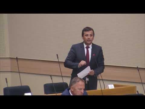 Nebojsa Vukanovic - Prijavicu policiji prijetnje Milorada Dodika (BN Televizija 2019) HD