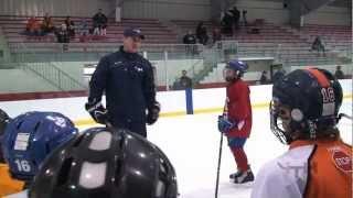 iTrain Hockey - Body Contact Training Intensive