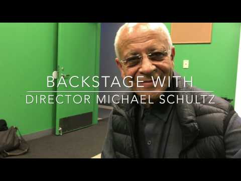 Backstage With Michael Schultz | Discussing His Plays