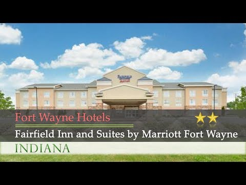 Fairfield Inn And Suites By Marriott Fort Wayne - Fort Wayne Hotels, Indiana
