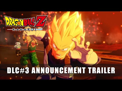 DRAGON BALL Z: KAKAROT – DLC 3 Announcement Trailer