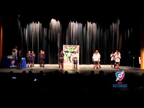 2015 DC SCORES Poetry Slam! -- Aiton Elementary School