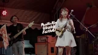 StarWish - Peanut Butter Cheeseburger | Pacific Rim Ukulele Festival 2018 #2 | aNueNue Ukulele
