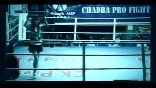 Jojona Pro fight