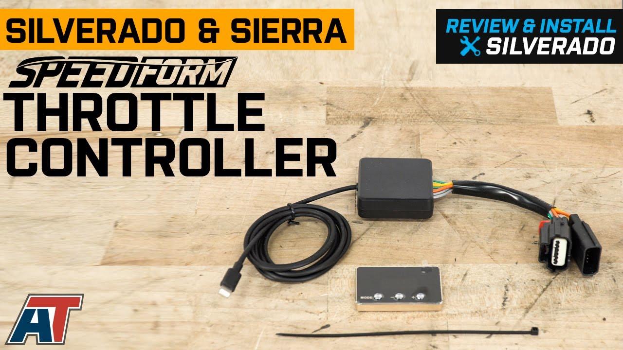 2019-2021 Silverado & Sierra 1500 SpeedForm Throttle Controller Review & Install