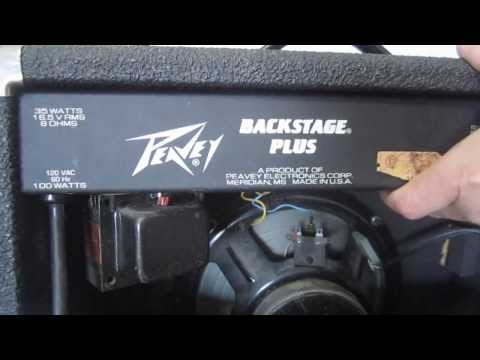 diy---how-to-clean-amplifier-pots---fix-scratchy-volume-control-on-guitar-amp-peavey-backstage-plus