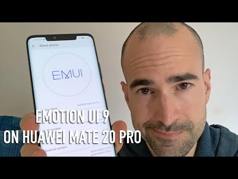Huawei EMUI 9 Review on Mate 20 Pro | New features tour