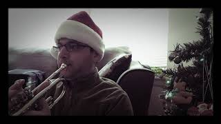 Day 19 (It came upon the midnight clear): Twenty Five Days of Christmas Trumpet