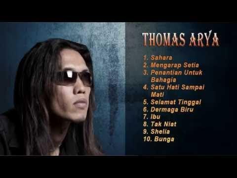 Thomas Arya - Syahara Lagu Lawas Malaysia Full Album