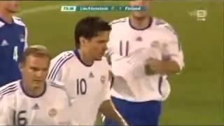 Liechtenstein 1-1 Finland