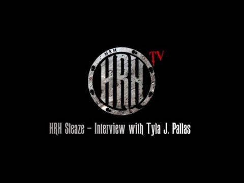 HRH TV - Tyla J. Pallas Chatting with Jonni Davis Live @ HRH Sleaze 1