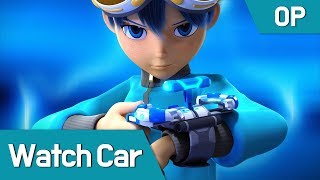 Power Battle Watch Car Opening Song (English Ver)