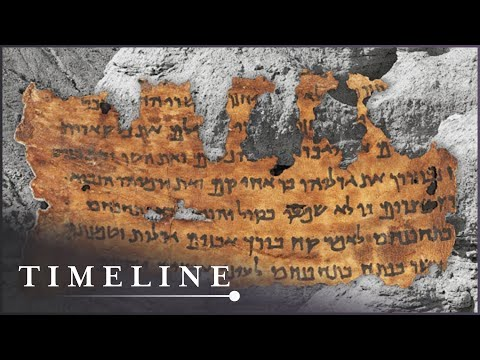 Voices Of The Deserts Dead | Sea Scrolls Part 1 (Biblical History Documentary) | Timeline