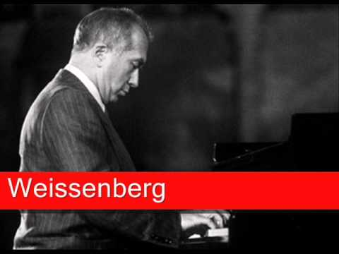 Alexis Weissenberg: Bach/Liszt: Prelude & Fugue in A Minor, BWV 543