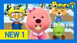 Pororo New1 | Ep48 Loopy's Gift | What's in the box? Let's do a toy unboxing! | Pororo HD