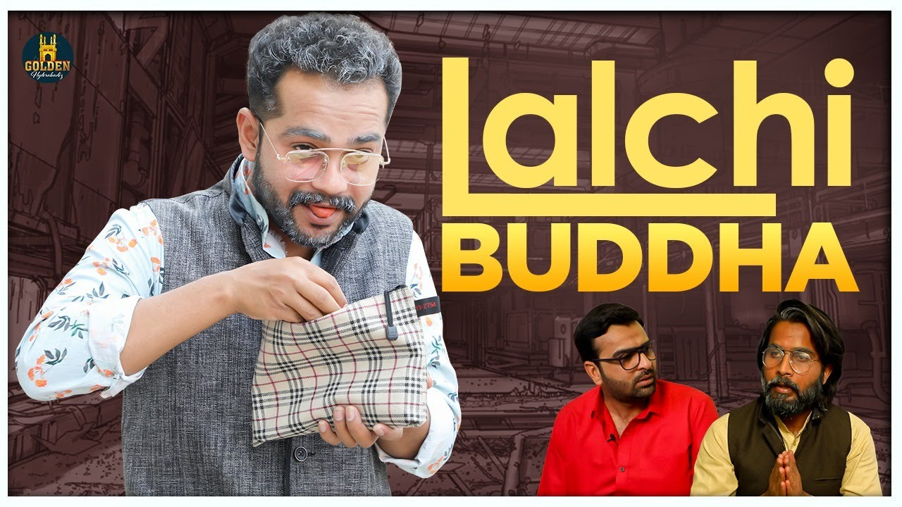 Lalchi Buddha | Hyderabadi Comedy and Social Message Video | Stop Dowry | Golden Hyderabadiz