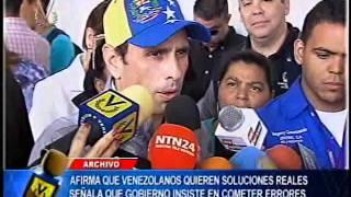 El Imparcial Noticiero Venevisión lunes 25 de enero de 2016 8:10 pm