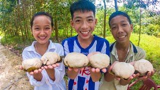 Thái Chuối | Lần Đầu Làm Bánh Bao Ăn Sẽ NTN - Bánh Bao Vàng Chóe